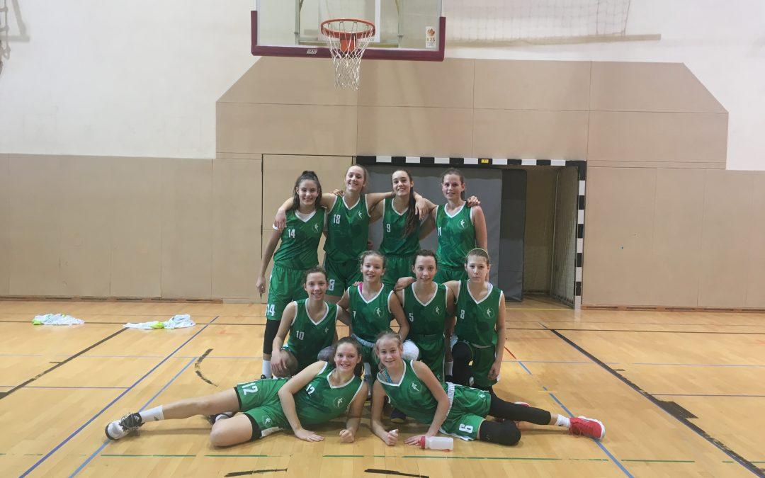 Zmaga U15B v Mariboru