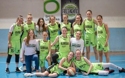 U15 PONOVNO osvojila WABA ligo