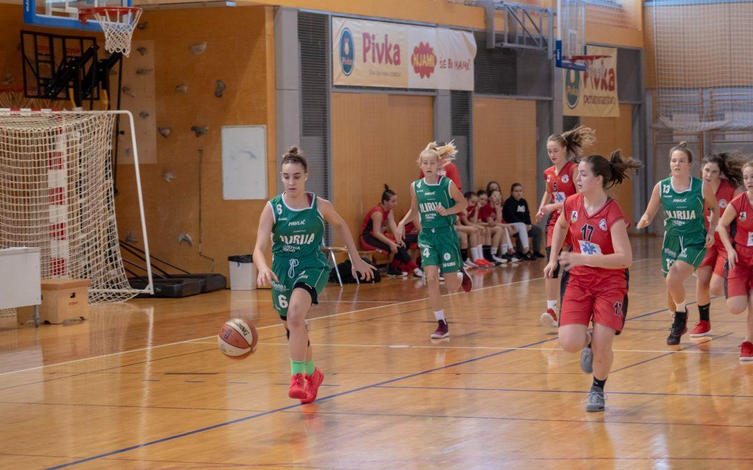 Tisa Gudžulić podaj žogo