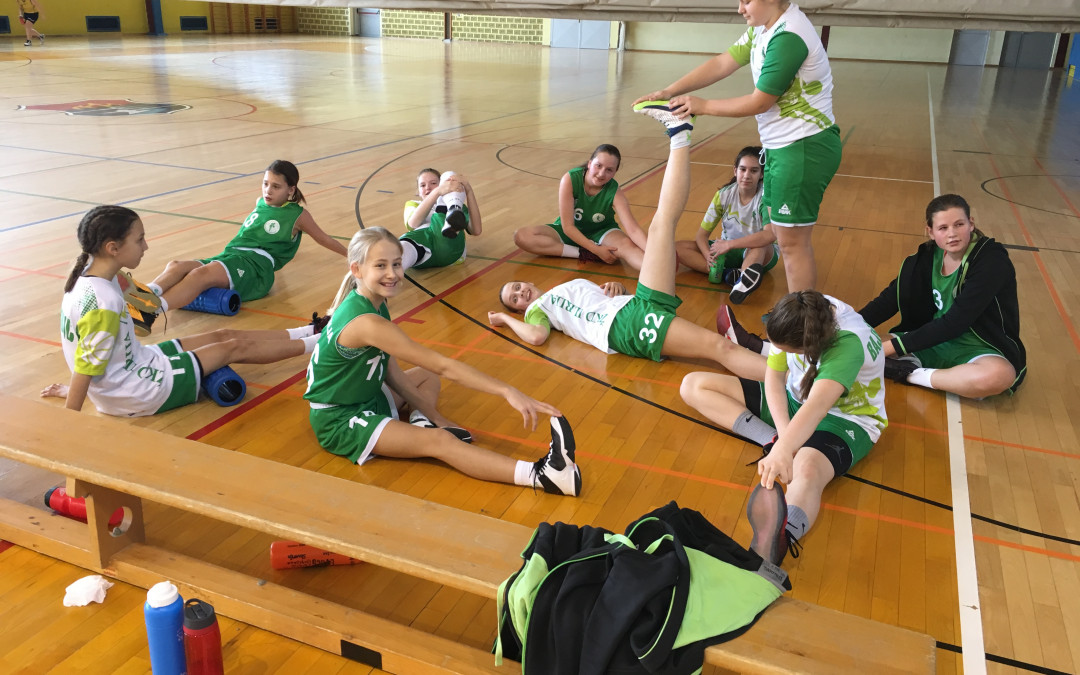 Visoka zmaga U15 mlajših v Tolminu