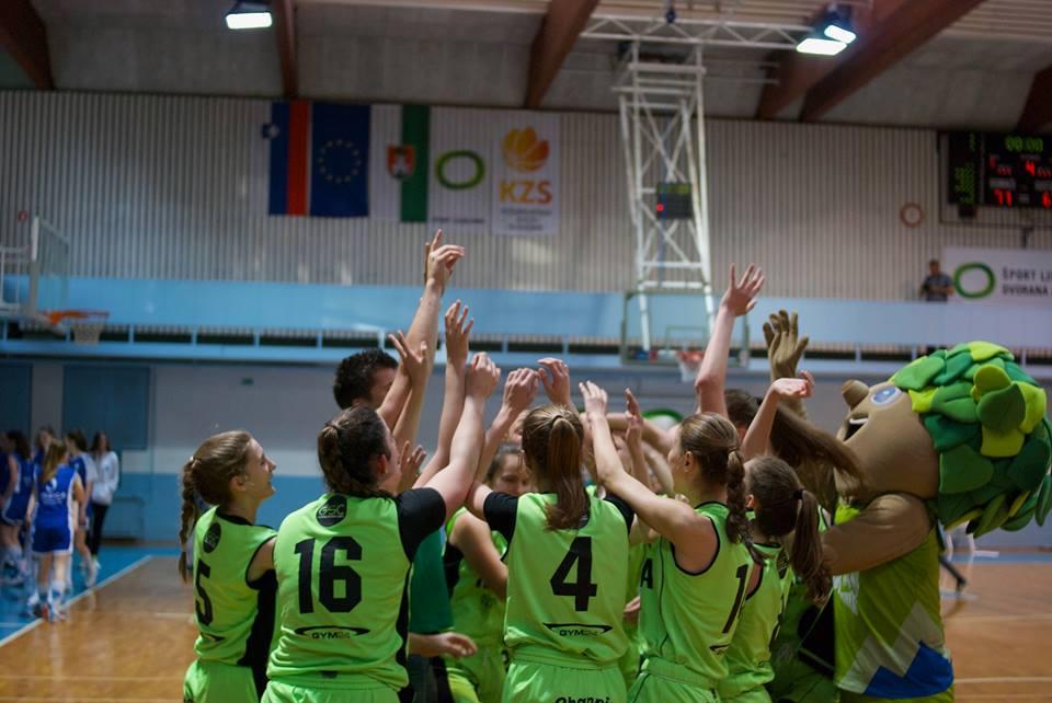 Državne prvakinje in prvakinje WABA lige…ŽKD Ilirija!