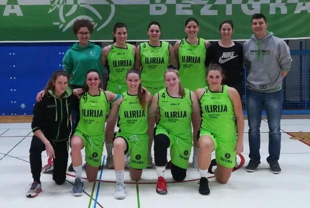 Članice uspešno zaključile sezono 2017/2018