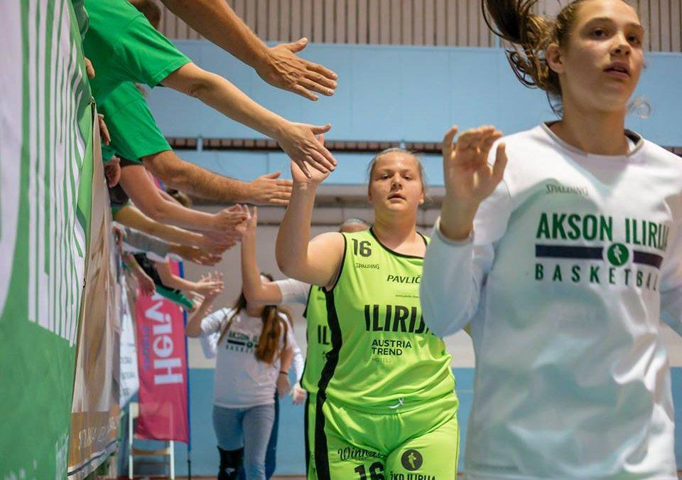 Ana Dakič podaj žogo