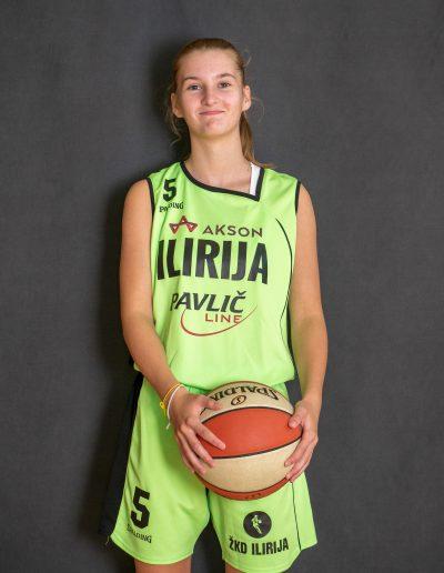 ŽKD Ilirija - 2018-2019 - U17A