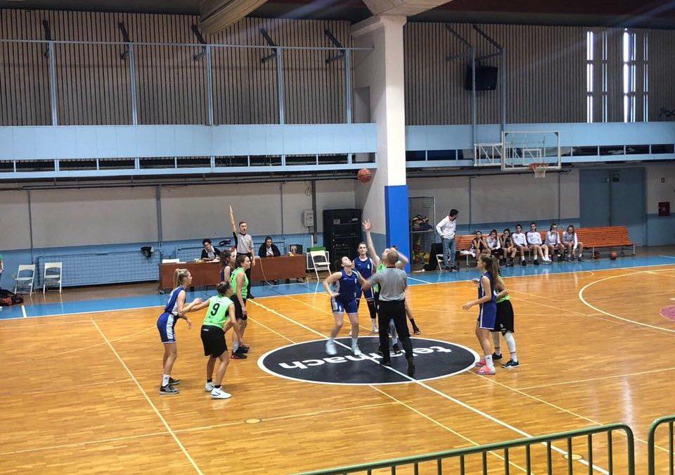 U17 B presenetile Mariborčanke