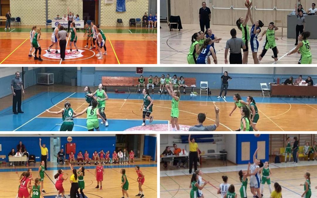 Prve tekme tudi za U13, U15 in U19